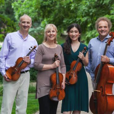 Tackács Quartet TED talk