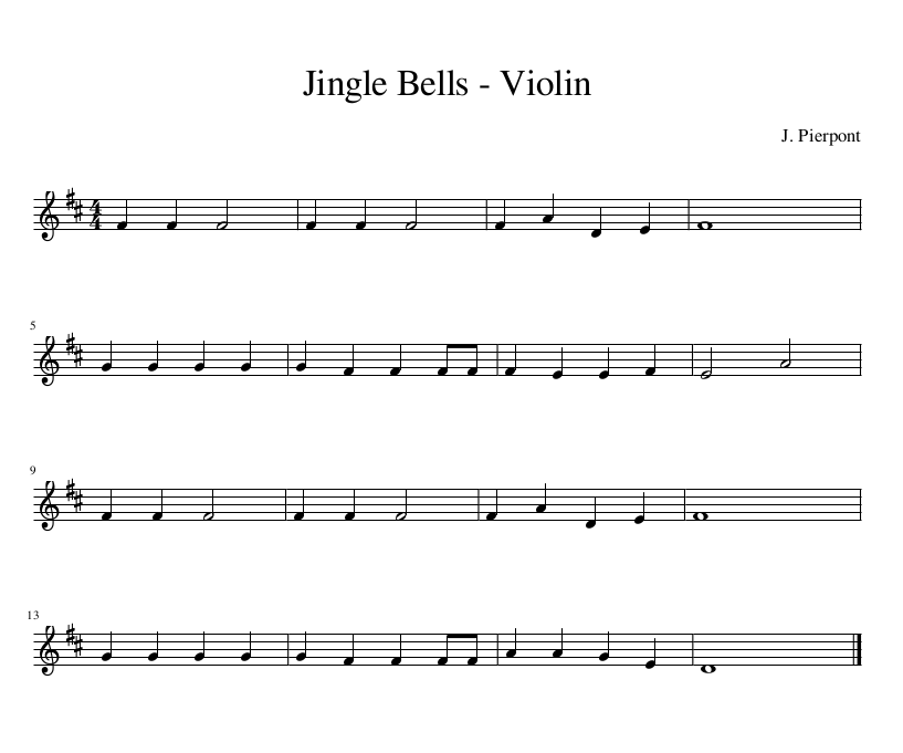 Jingle_Bells_-_Violin