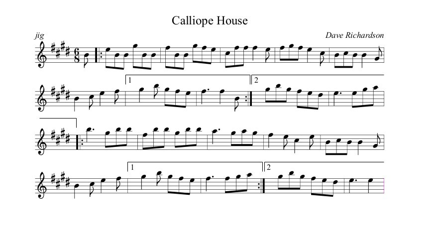 Callipe House