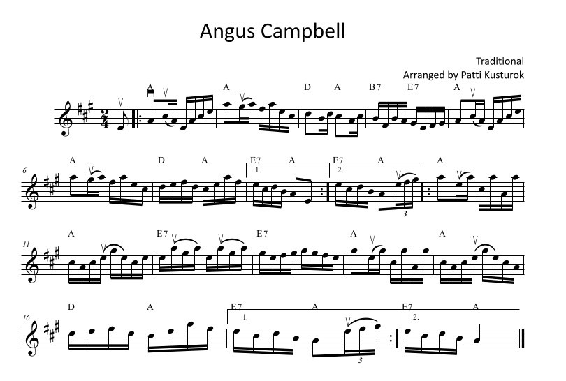 Angus Campbell Fiddlevideo 2012.mus - Angus Campbell