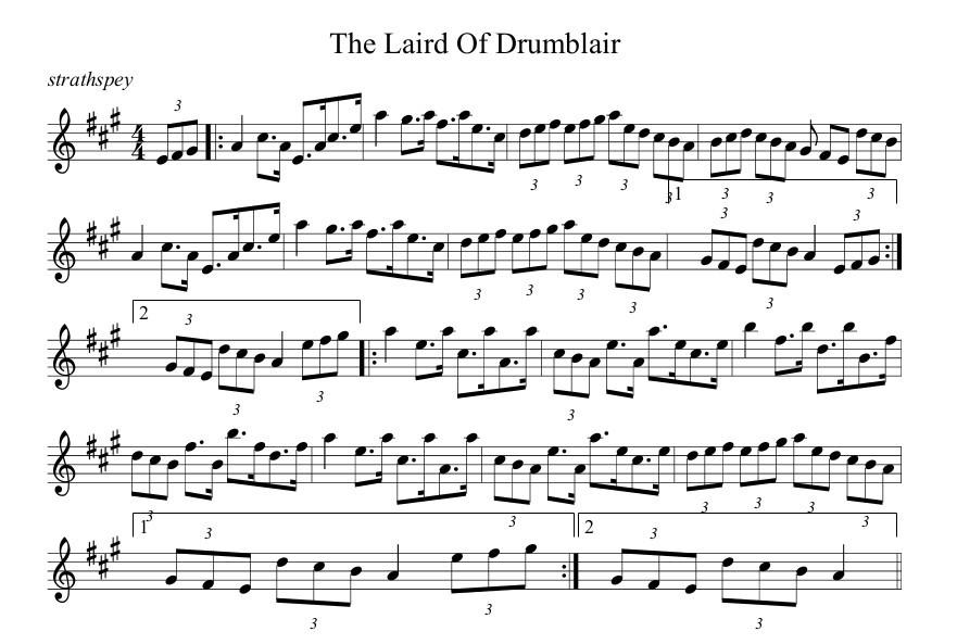 Laird of Drumblair