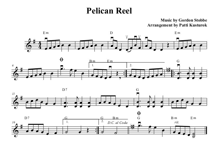 The Pelican Reel