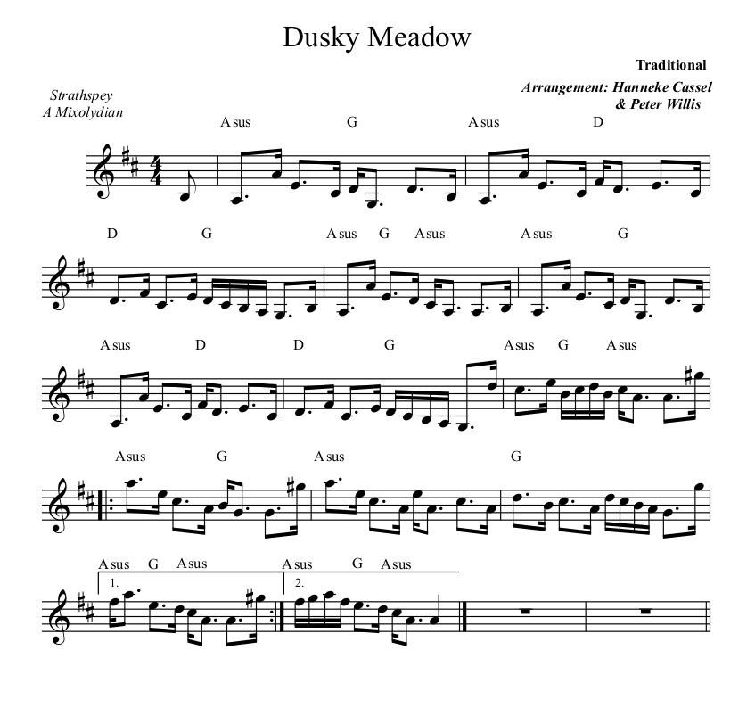 Dusky Meadow