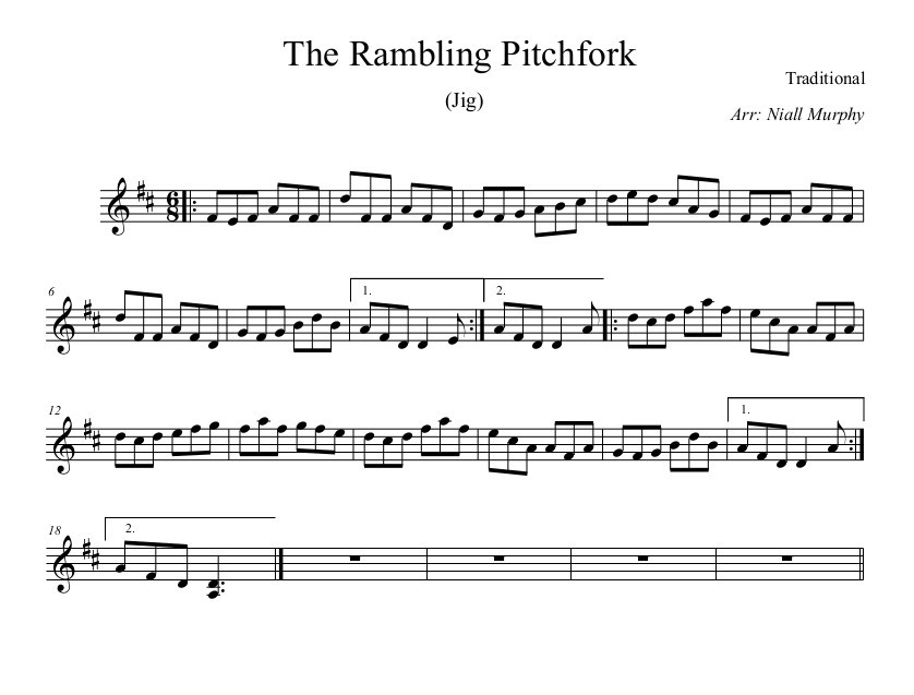 The Rambling Pitchfork