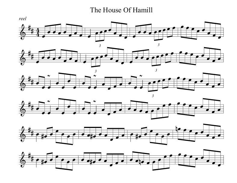 The House of Hamill