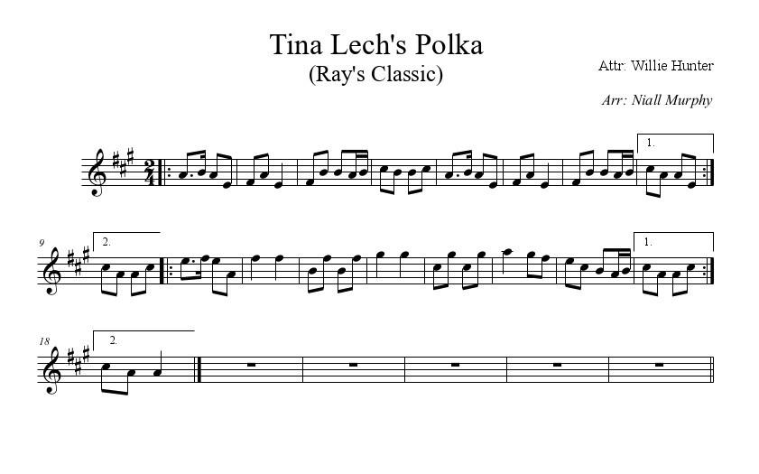 Tina Lechs Polka