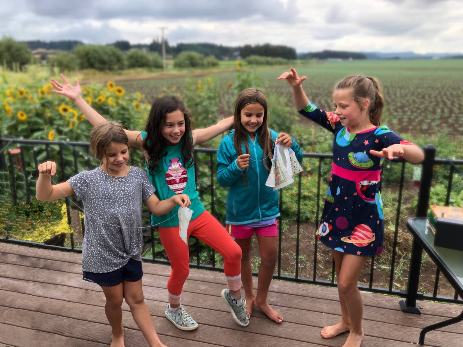 Homesteading and Music Camp 2021