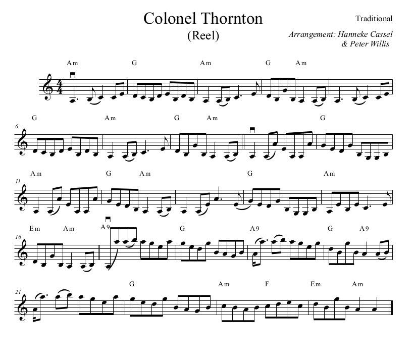 Colonel Thornton