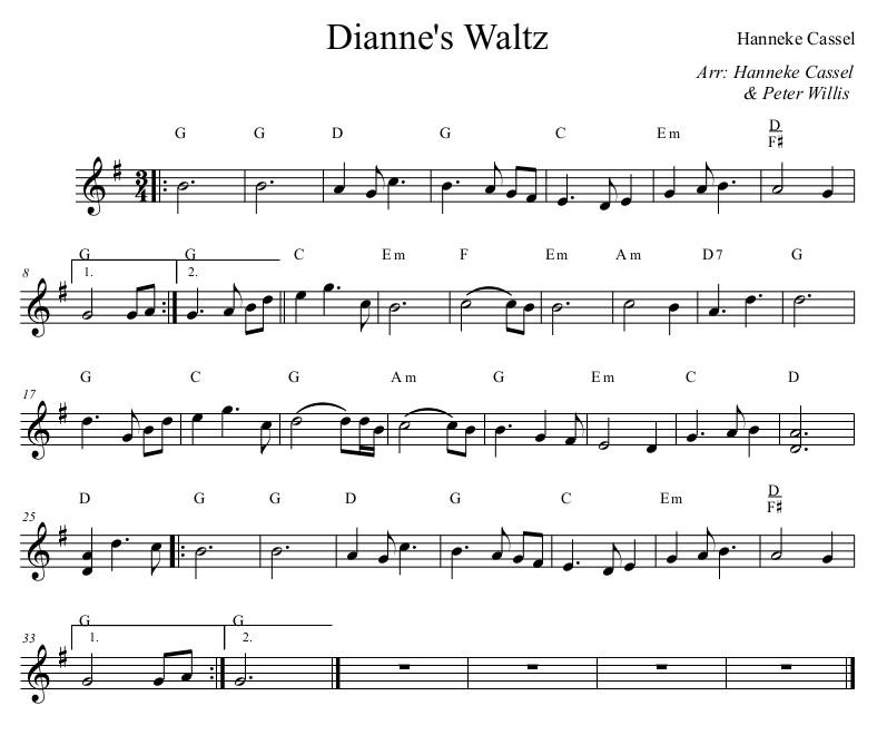 Diannes Waltz